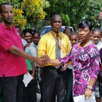 CATS adoption of the Soufriere Primary School as a