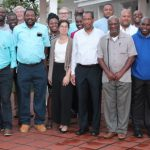 Launch of consultancy support project to WASCO and regional water utilities