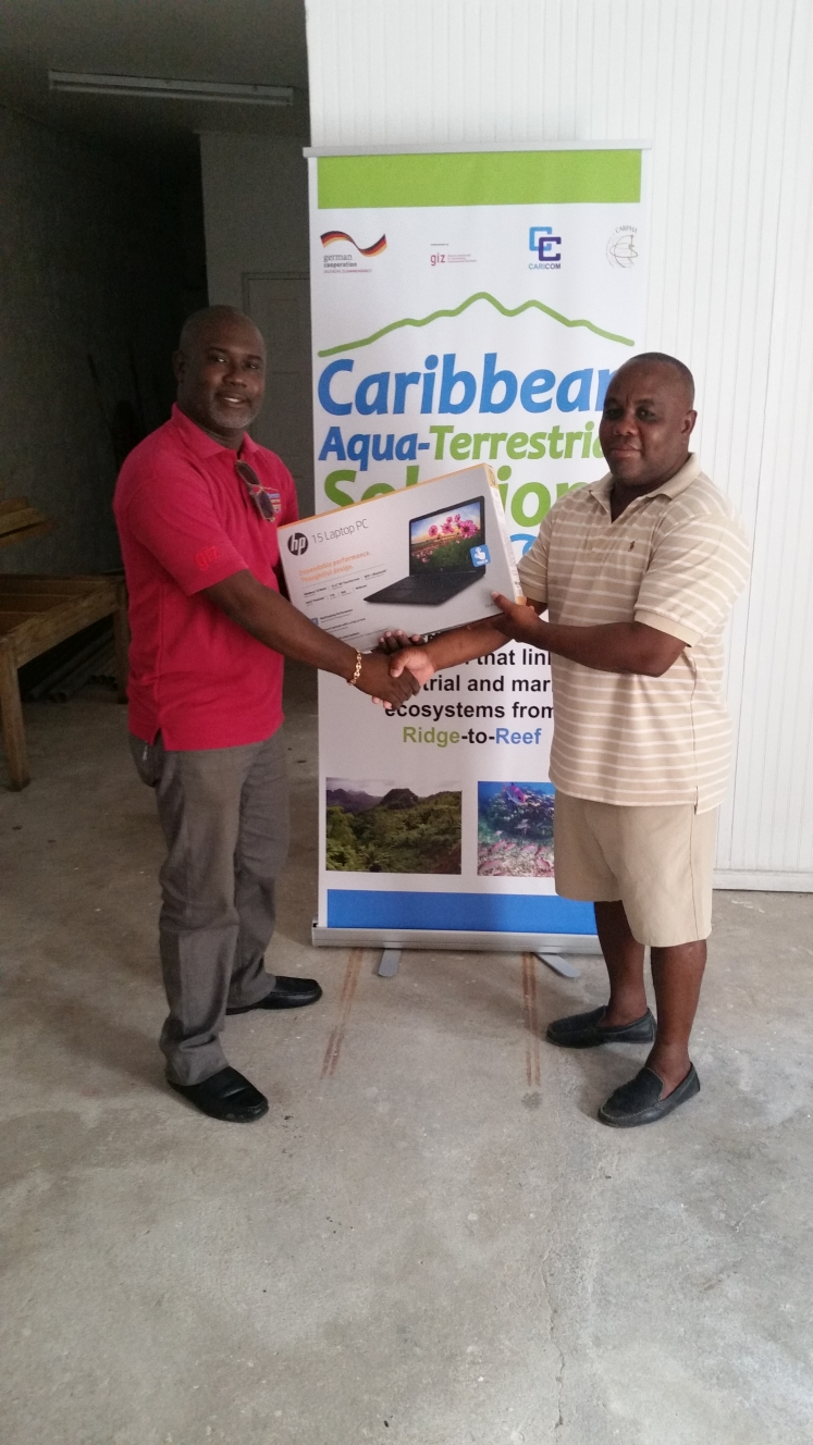 Support to Soufriere Scotts Head Village Council and Fisheries Cooperative