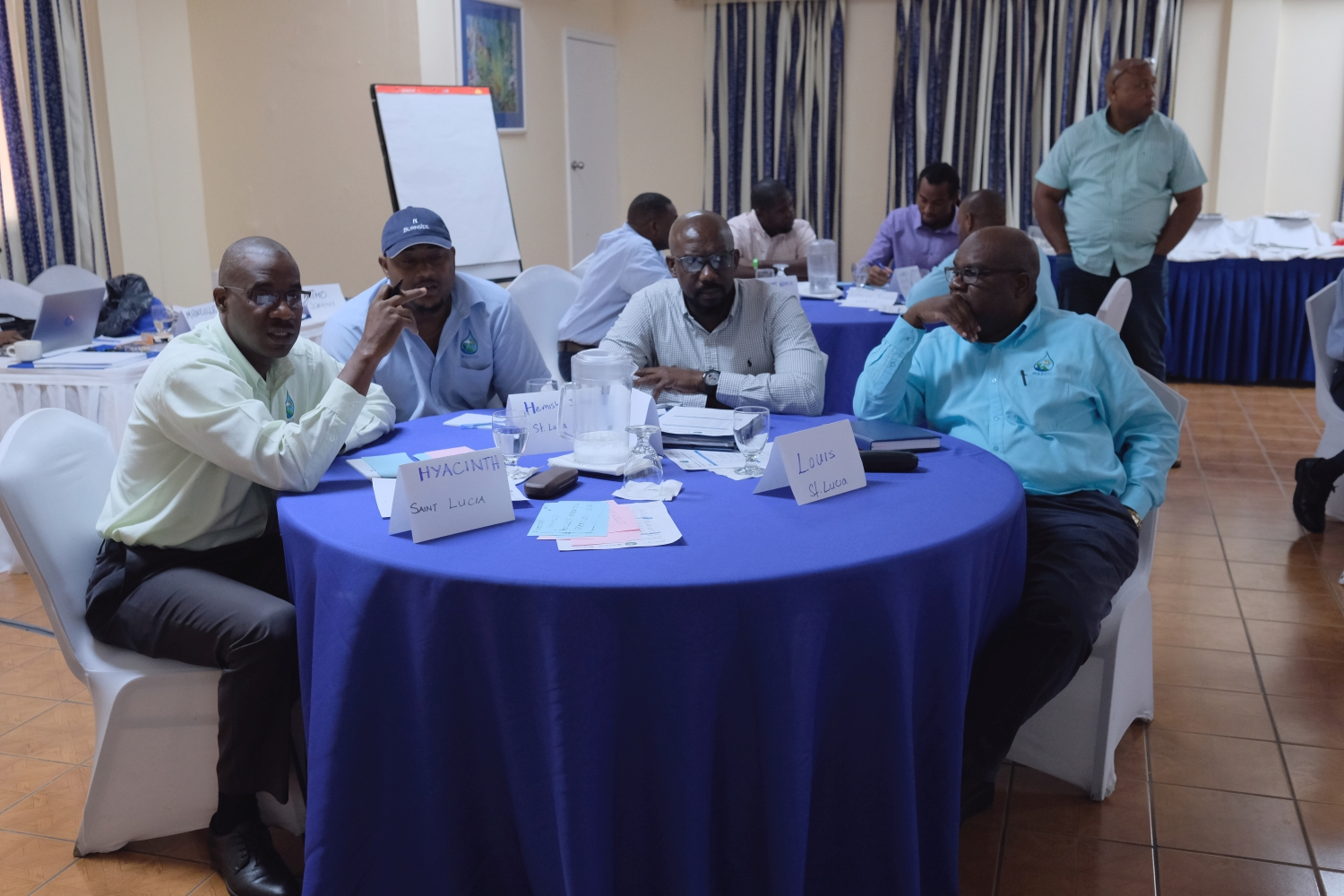 Regional Training on the Demand and Distribution of Water