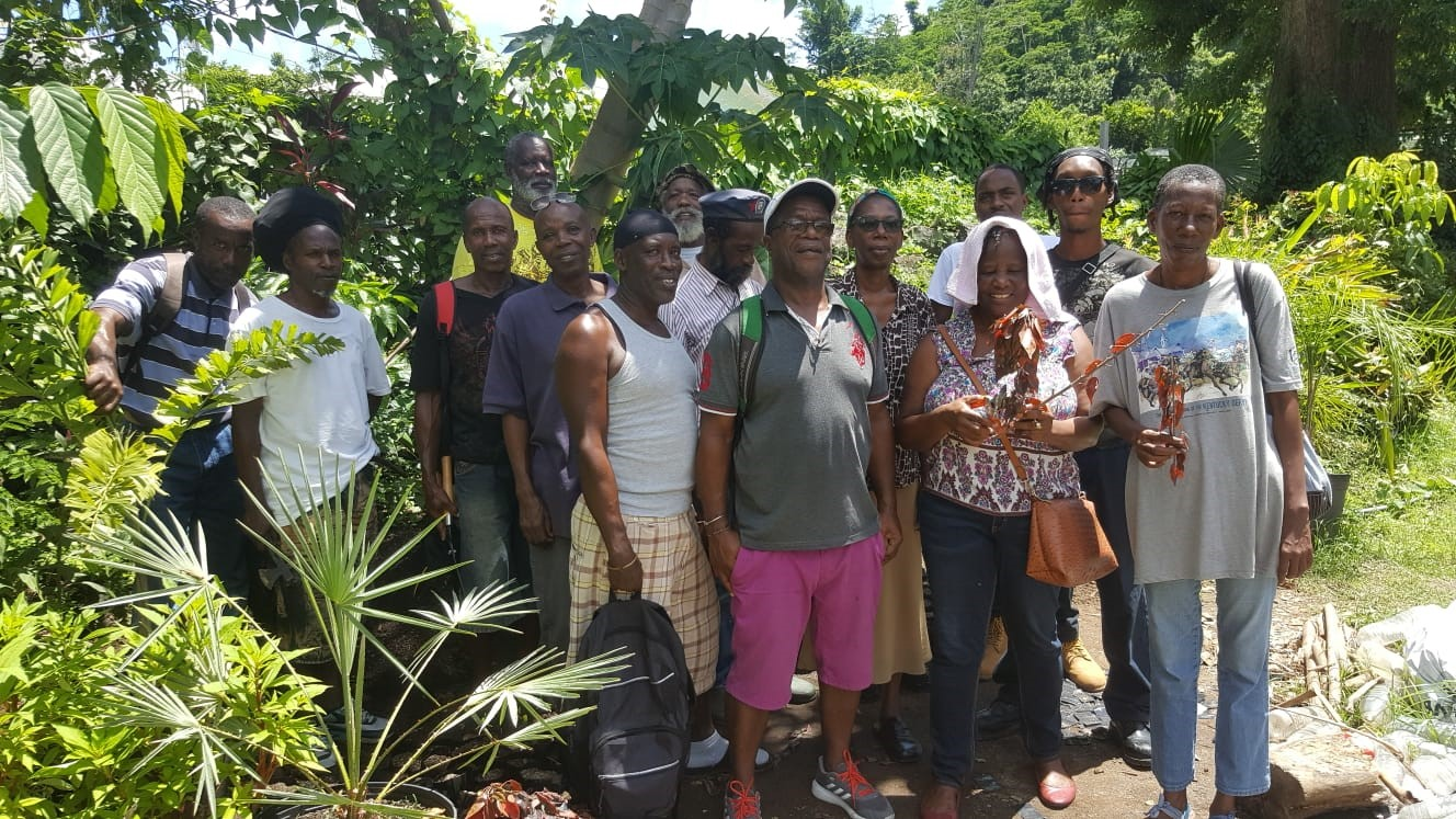 Nursery Management and Forest Ecology Training