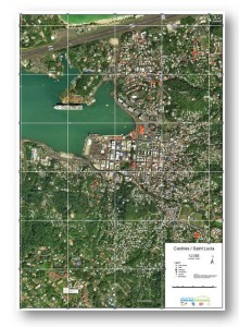 CATS Castries Map