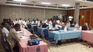 SAP-LOF Conference Participants from Grenada and Carriacou